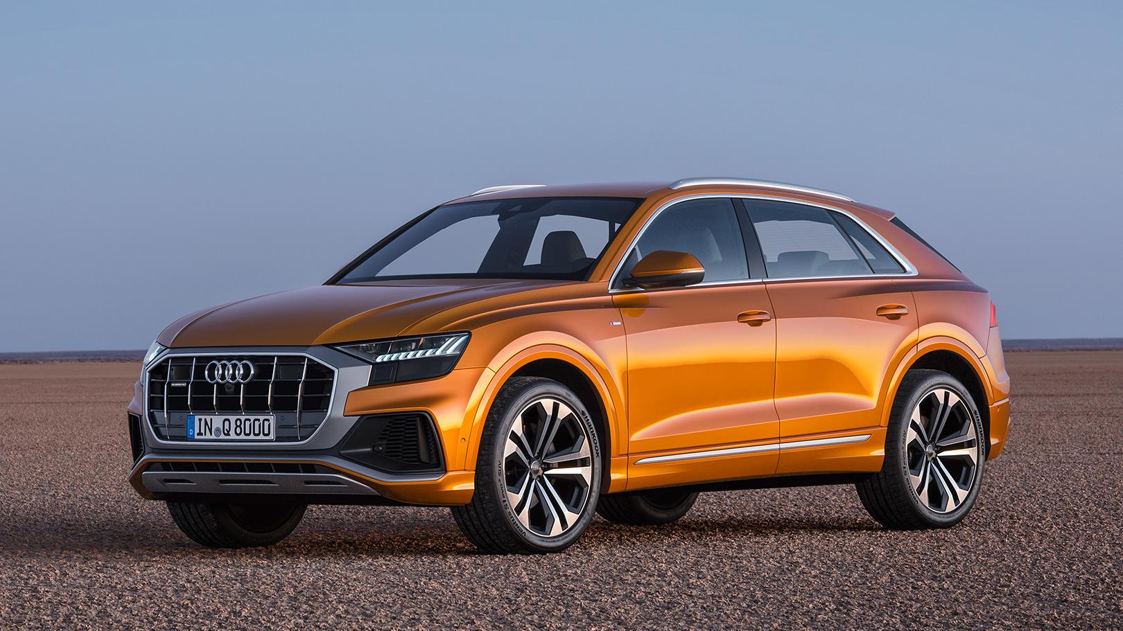Audi Q8 ауди Q8 стоимость цена характеристика и фото